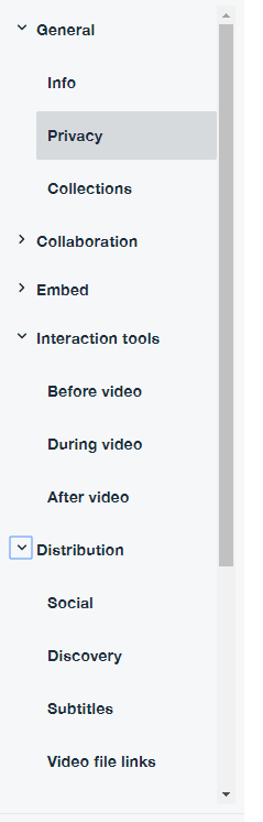 Interactive Video not accepting Vimeo links | H5P