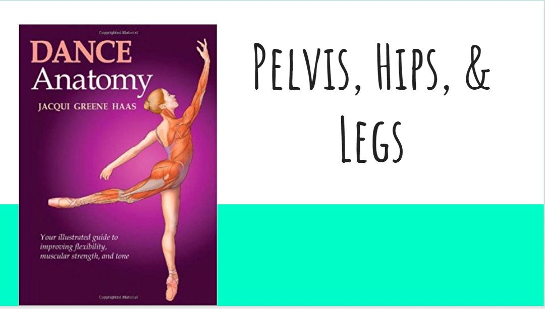 Dance Anatomy: Pelvis, Hips, and Legs | H5P