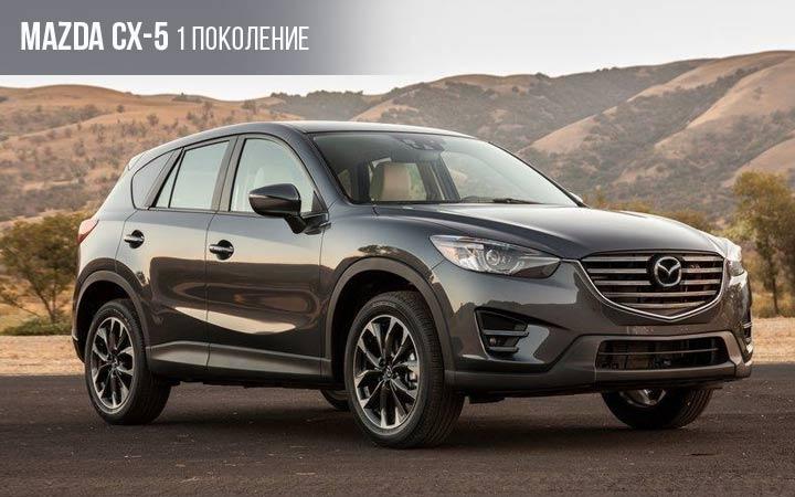 Mazda cx-5 2019 года - КалендарьГода новые фото