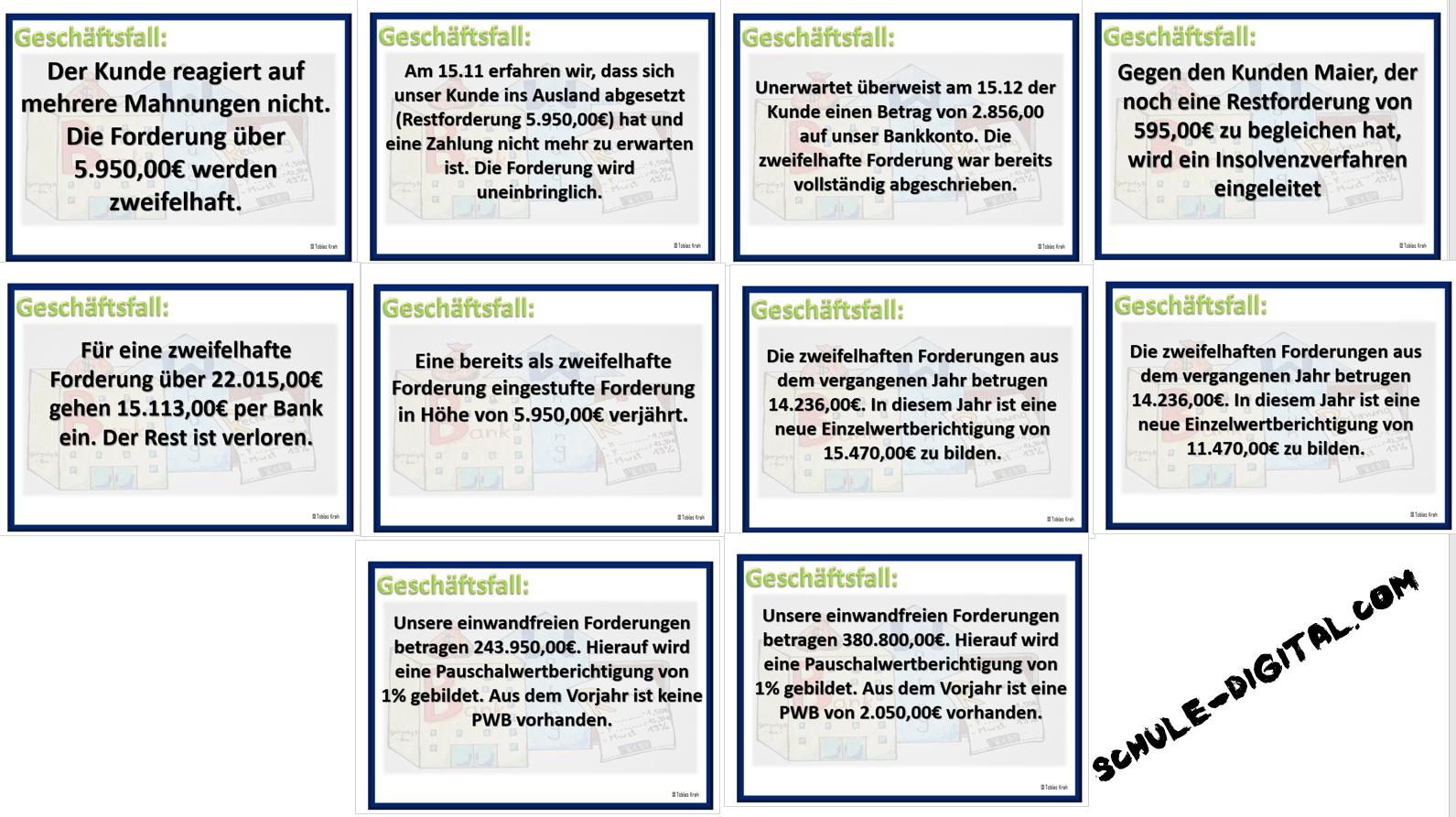 Zusammenfassung 9 Klasse Bwr Schule Digitalcom