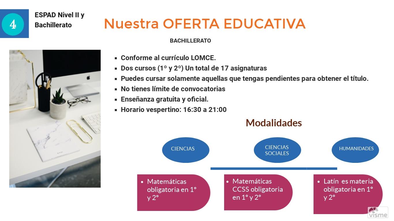 Flyer De Educación A Distancia
