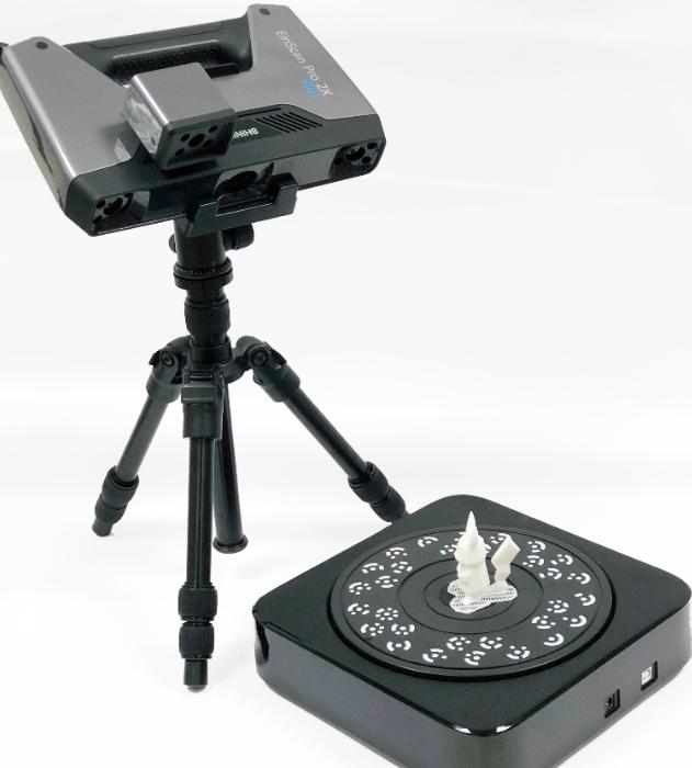 NUS Libraries - 3D Printer and Scanner