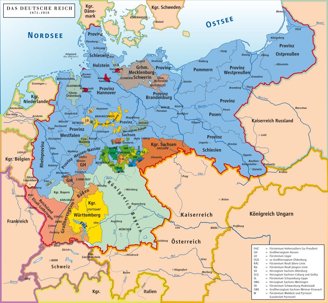 Gebietsveränderungen Versailler Vertrag H5p
