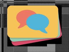 Dialog Cards icon